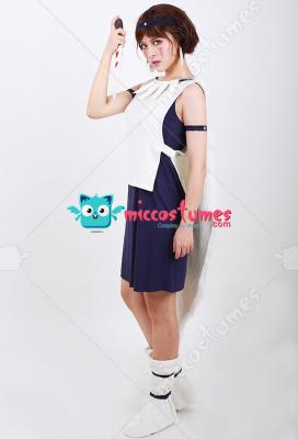 Princess Mononoke San Cosplay Costume  sc 1 st  Miccostumes.com & Princess Mononoke Cosplay Costume