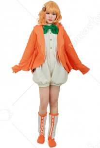 Pokemon Sun and Moon Rowlet Cosplay Costume