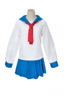 POP Team Epic Pop Pipi Cosplay Uniform Full Set Sailor Dress Outfit