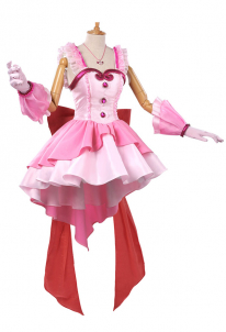 Mermaid Melody Lucia Nanami Second Idol Form Dress Cosplay Costume