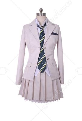PUBG Playerunknown/'s Battlegrounds JK Uniform Skirt Jacket Cosplay Cos