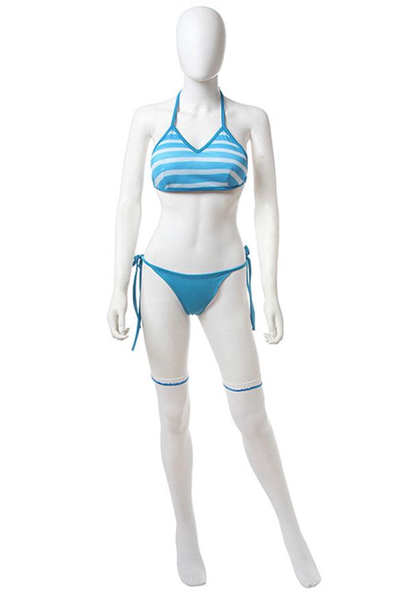 Re:Zero − Starting Life in Another World Rem Schuluniform Schwimmparty Cosplay Kostüm