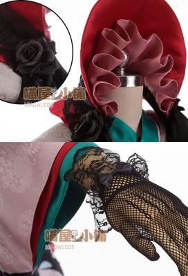 Miaowucos Rozen Maiden Pure Ruby Cosplay Costume