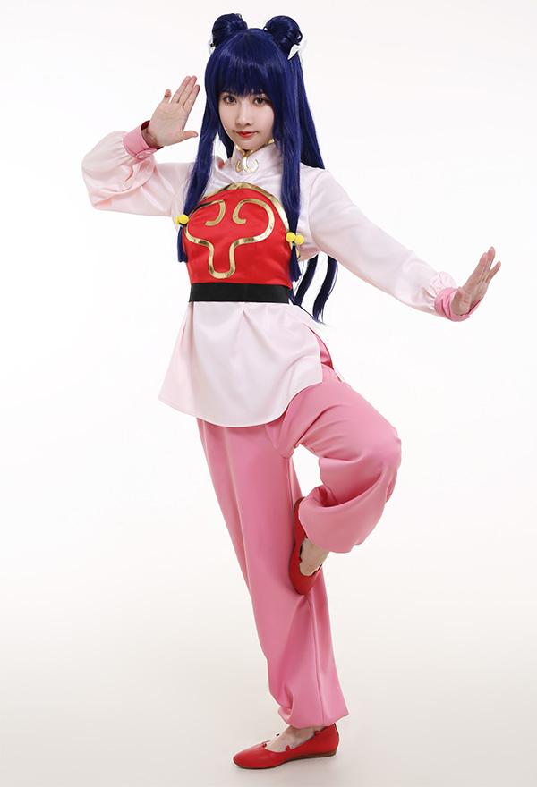 Ranma ½ Damen Shampoo Chinesischer Stil Cosplay Kostüm