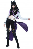 RWBY Volume 4 Blake Belladonna Cosplay Costume