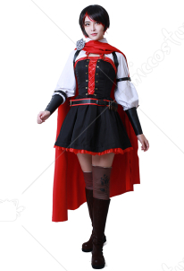 RWBY Season 4 Ruby Rose Cosplay Costume