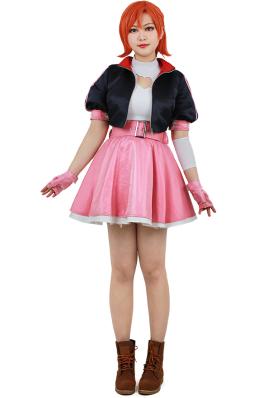 RWBY Volume 4 Nora Valkyrie Cosplay Costume