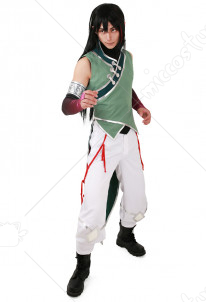 RWBY Volume 4 Lie Ren Cosplay Costume