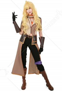 RWBY Volume 4 Costume de Cosplay Yang Xiao Long
