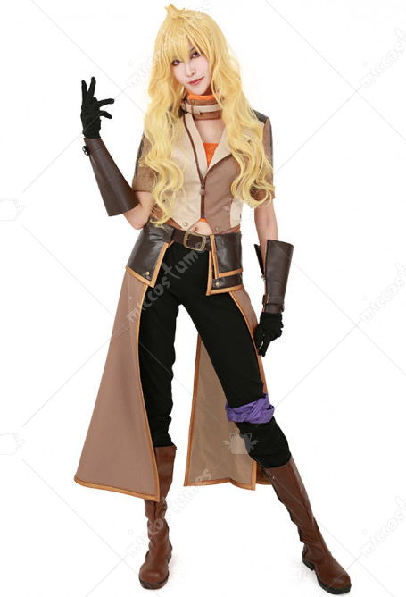RWBY Costume de Cosplay Yang Xiao Long
