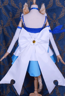 Delusion Re:Zero − Starting Life in Another World Felix Argyle Ferris Cat Cosplay Costume