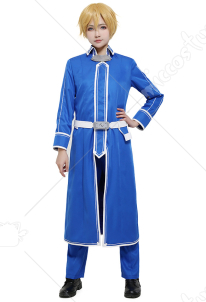 Sword Art Online Alicization Eugeo Cosplay Costume Uniform