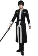 Sword Art Online Alicization Kirigaya Kazuto Kirito Cosplay Costume Uniform