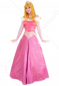 Sleeping Beauty Cosplay Dress Costume Inspired by Princess Aurora