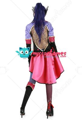 [Miccostumes x Shourca]Overwatch Magical Girl Widowmaker Cosplay Costume with Headdress