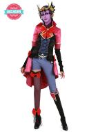 [Miccostumes x Shourca] Overwatch Magical Mädchen Witwenmacher Cosplay Kostüm mit Kopfschmuck