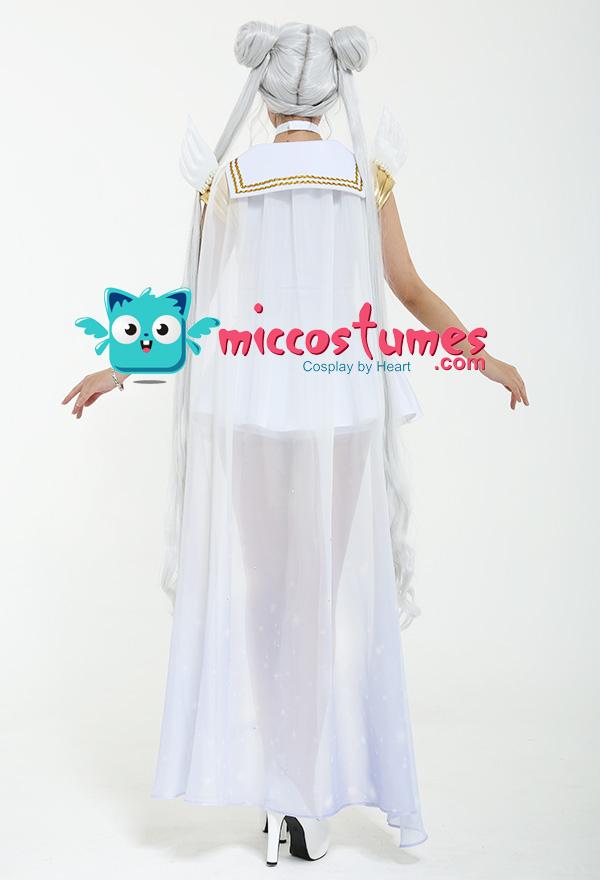 Exclusive Sailor Moon Sailor Cosmos Chibi Chibi Cosplay Kostüm Kleid