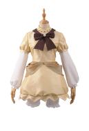 Mario Moe Anthropomorphism Princess Goomba Dress Cosplay Costume