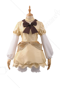 Mario Anthropomorphism Princess Goomba Dress Cosplay Costume