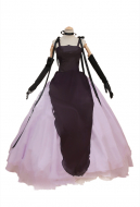 Sailor Moon Sailor Saturn Deluxe Dress Cospay Costume