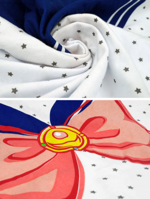 Manchy Sailormoon Cosplay T-shirt