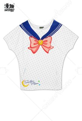 Manchy Sailormoon Cosplay T-shirt