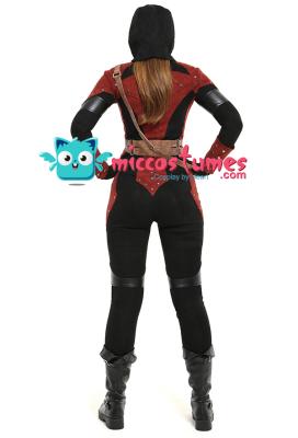 Dark Brotherhood The Elder Scrolls Female Cosplay Costume Set with Mask and Hood