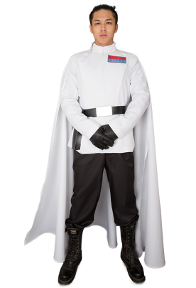 Director Orson Krennic Cosplay Costume Robe Inspired by Star Wars Rogue One