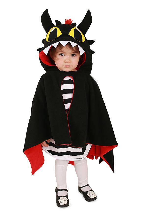 Kinder Drachen Kleiner Teufel Cosplay Kostüm