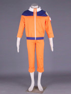 The Last: Naruto the Movie Uzumaki Cosplay Costume