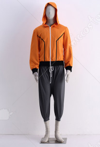 The Last: Naruto the Movie Uzumaki Adult Father Cosplay Costume