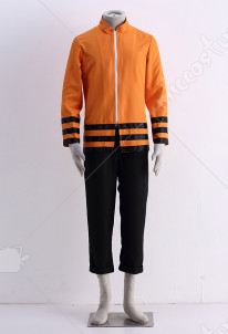 Boruto: Naruto the Movie Uzumaki 10th Hokage Cosplay Costume