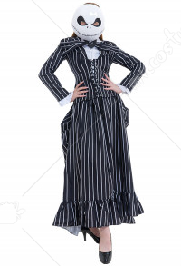 Halloween The Nightmare Before Christmas Cosplay para hombre y mujer