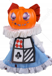 Touhou Project Alice Margatroid Pumpkin Doll for Halloween