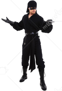 The Princess Bride Westley Cosplay Costume