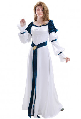 The Swan Princess Odette Cosplay Costume Dress