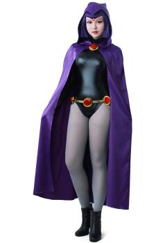 Raven Halloween Cosplay Kostüm