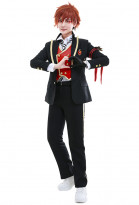 Twisted-Wonderland Ace Trappola Deuce Spade Trey Clover Cater Diamond Heartslabyul Dorm Uniform Cosplay Costume