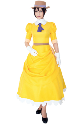 Tarzan of the Apes Jane Porter Cosplay Dress Costume