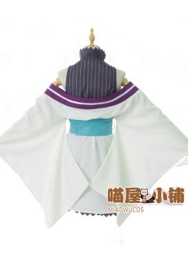 Miaowucos Urara Meirocho Chiya Kon Tatsumi Koume Yukimi Nono Natsume Cosplay Kimono