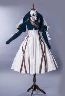 Exclusive Violet Evergarden Cosplay Violet Evergarden Dress Lolita Cosplay Costume