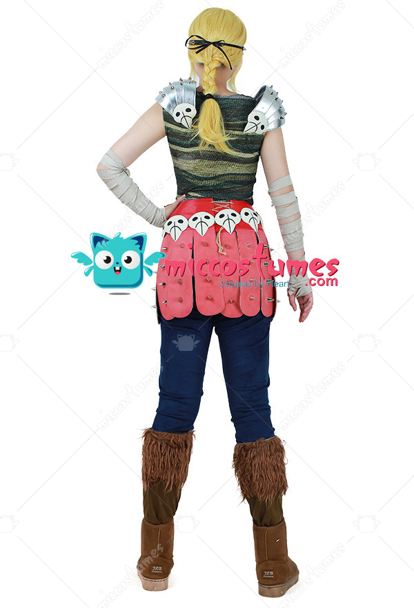 how to train your dragon astrid costume