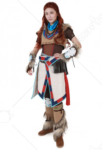 Horizon: Zero Dawn Aloy Cosplay Costume