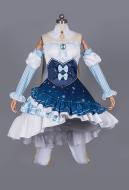 Vocaloid Snow Miku Cosplay Costume