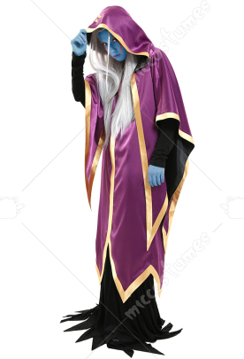 VLD Haggar Cosplay Costume Cape