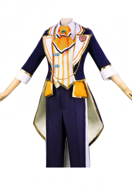 Vocaloid Kagamine Rin/Len 10th Anniversary Cosplay Outfit Set Costume