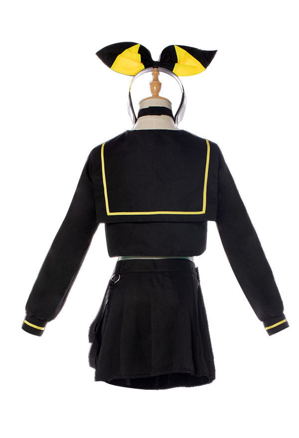BRING IT ON Rin/Len Rin Kagamine Cosplay Costume