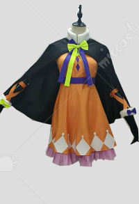 Vocaloid Hatsune Miku Halloween Party Cosplay Costume