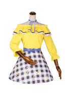 Vocaloid Kagamine Rin Daily Skirt Outfit Cosplay Costume