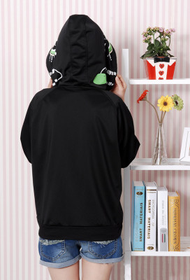 [US Economy Free Shipping] Vocaloid Hatsune Miku Megurine Luka Kagamine Rin Len Sprots Hoodie Outfit Cosplay Costume